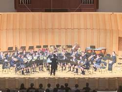 曾獲許多獎項 薇閣小學管樂團舉辦畢業公演