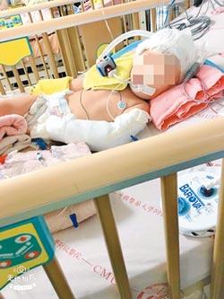 新手保母疑虐童 1歲女嬰顱內出血