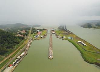 巴拿馬運河的水危機