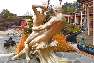百件戶外雕刻 大膽又露骨!南韓性愛樂園 保你噴鼻血