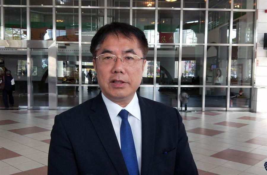 台南市長黃偉哲。(資料照片)