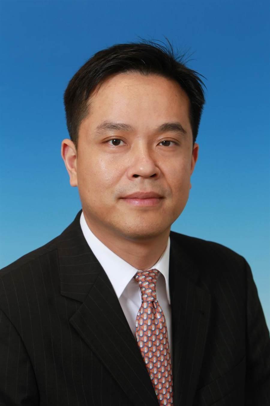 瑞銀中國證券業務主管房東明。(圖:業者提供)