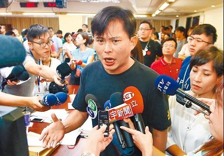 黃國昌為私利 給媒體潑紅漆!有違法請舉證提告 別戕害新聞自由