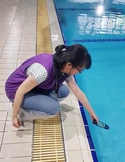 北市衛生局抽查泳池水質 不合格率2.8%