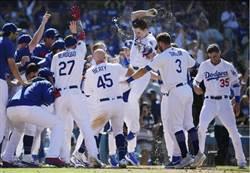 MLB》小鬼當家 道奇創大聯盟紀錄