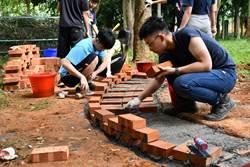 東海大學建築系走進國中校園  修正再造活力空間