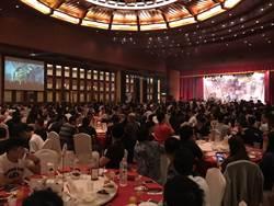 北聯幫60週年慶席開100桌   分局長坐鎮蒐證約制幫派氣焰