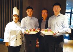 台中豪宅東方嘉磐 名廚客製「O-TORO」料理,宴請住戶
