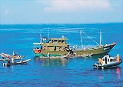 陸艦越中線 可能採釣魚台模式