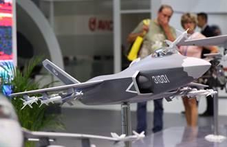 新機缺2特徵 殲-31傳與陸航母無緣