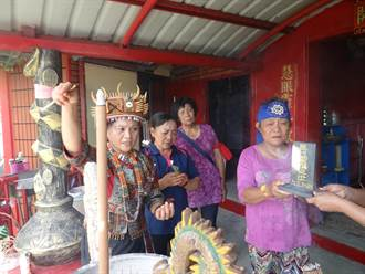 藉助太陽神力量「安牌位」四林部落祖靈廟完善助觀光