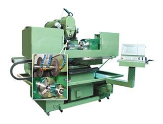 合駿溝槽銑削專用機 精密加工利器
