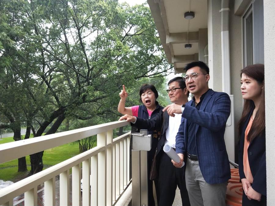 台中市府規畫「2020台灣燈會」主燈區坐落花博后里園區。(陳淑娥攝)