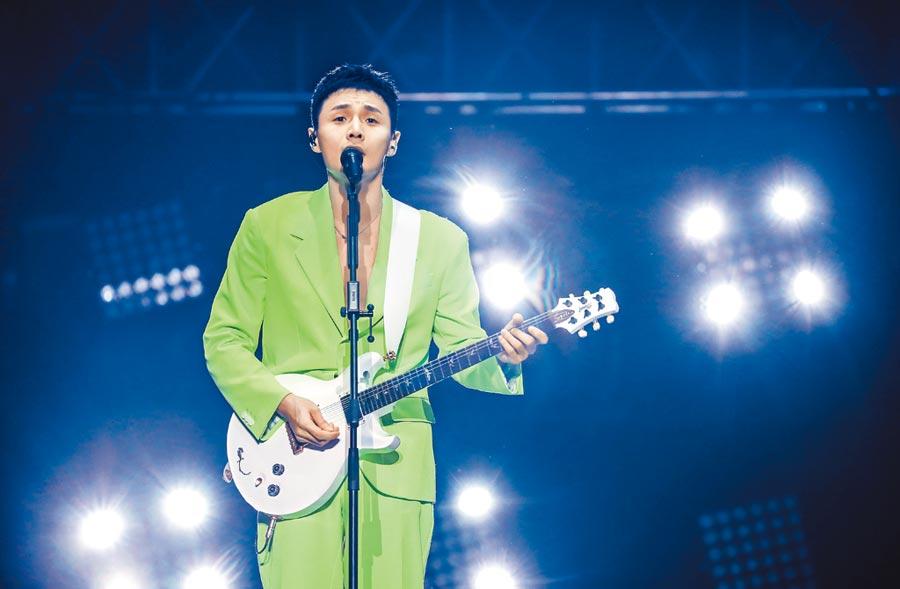 李榮浩將2度攻蛋開唱,門票22日一開賣就秒殺。
