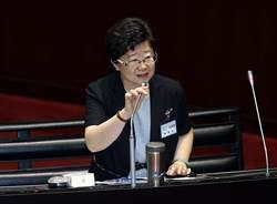 大法官被提名人楊惠欽 立院資格審查