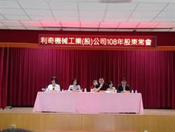 利奇加碼投資提升台灣兩廠產能