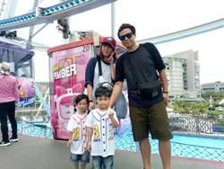 迎接1千萬遊客 兒童新樂園贈無限暢玩年票
