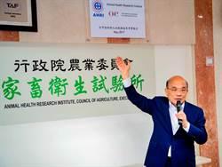 《經濟》口蹄疫抗戰23年,台灣豬肉拚明年重啟外銷