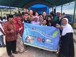 援助印尼震後重建 芥菜種會贈30艘漁船