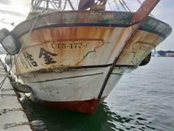 東港、高雄籍2漁船外海對撞1沉船