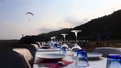 坐看山海月昇絕景 蘭陽海派食尚餐桌