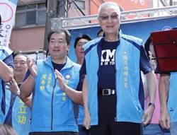 留任國民黨基隆市黨部主委 黃希賢盼藍天再現