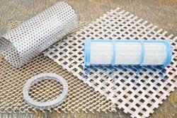 永昇專業產製各式金屬網 網面平整不彎曲、張力足