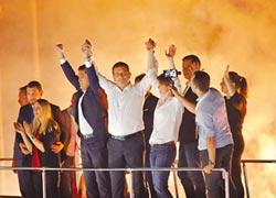 執政黨再敗 重挫土耳其總統