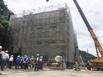 苗縣鄉鎮公所陸續重建  泰安行政大樓進度超前