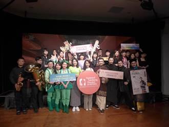 「音樂劇在台中」歌劇院玩翻暑假