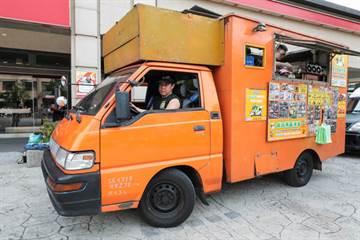 《不再是散沙2》台灣賣素漢堡第一人 一夜賣300個