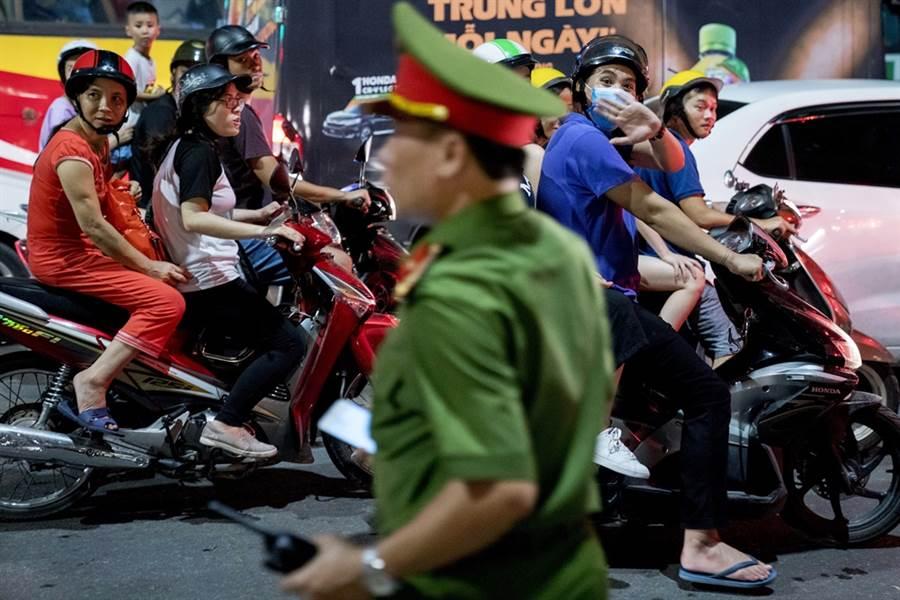 越南是美中貿易戰最大受益者。(美聯社)