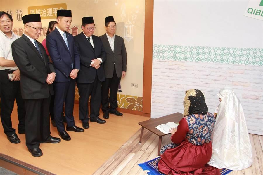 穆斯林友善旅遊環境聯盟將結合民間與政府資源,通力打造穆斯林旅遊友善環境。(何冠嫻攝)
