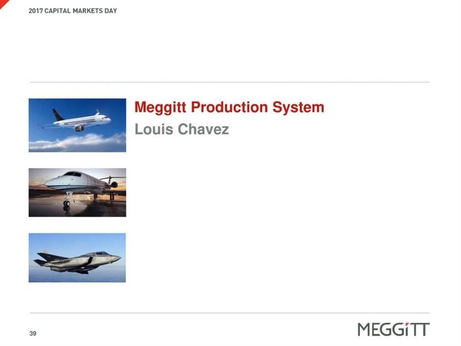 Meggitt也負責製作區間客機與F-35的起落架。(圖/Meggitt)