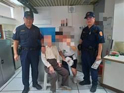 百歲人瑞迷途 暖心捷運警助回家