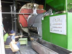 鍋爐汙染管制標準提高 南市環保局籲業者改善