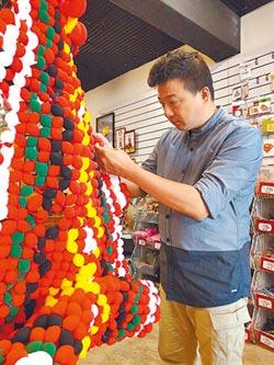 氣球藝術深入民間 打造產業文化