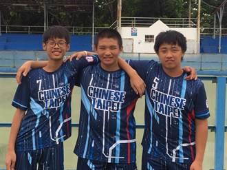 頭家國小選手獲國手資格 將代表台灣征戰國際