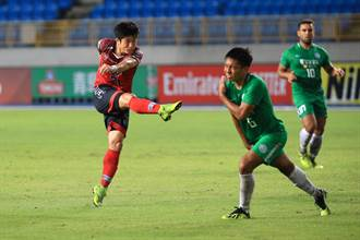 亞足聯盃》航源大雨中逼和大埔 奪我歷史性首分