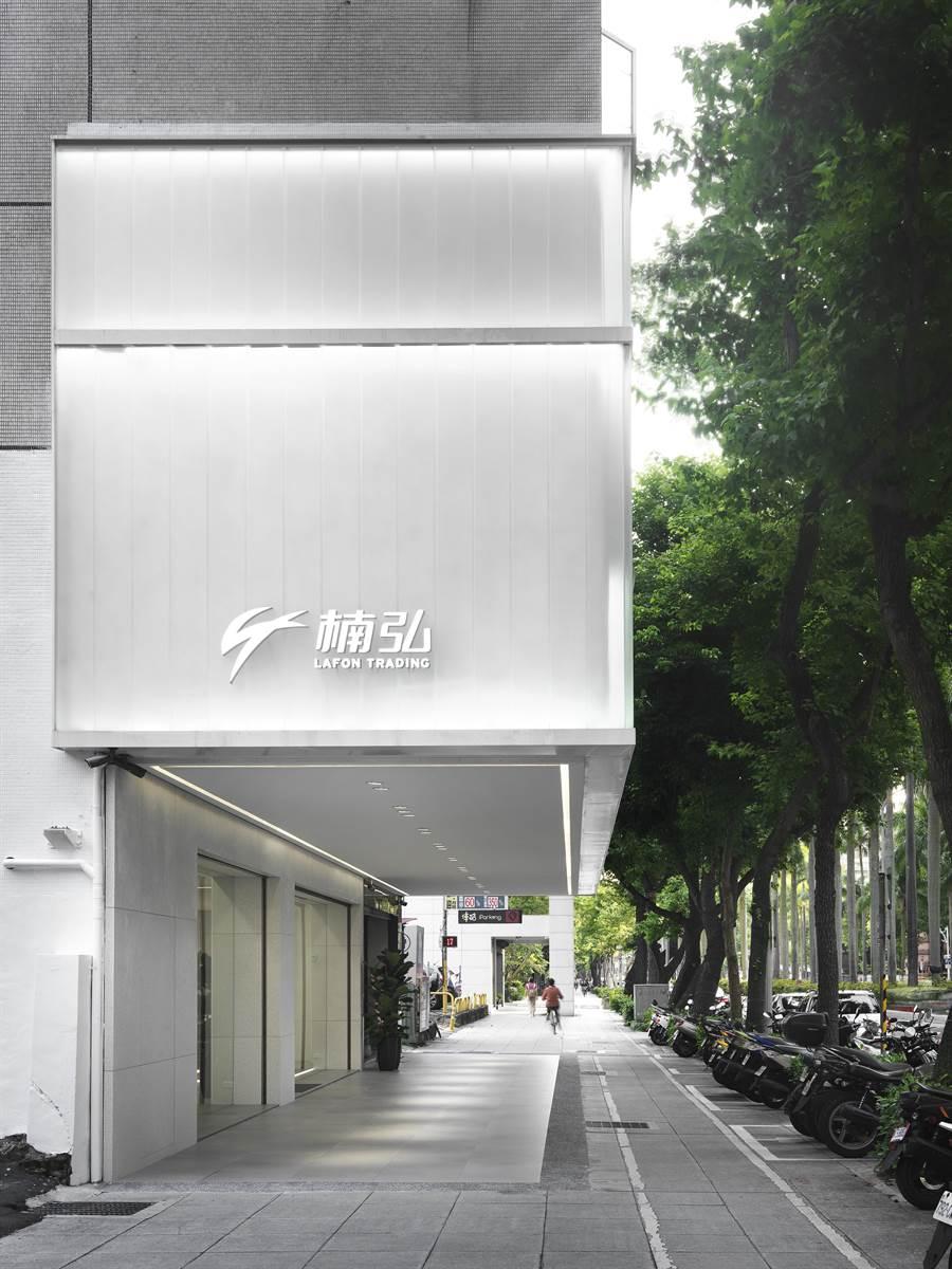 楠弘廚衛在台北開設首間直營旗艦門市「楠弘國際」。(楠弘廚衛提供)