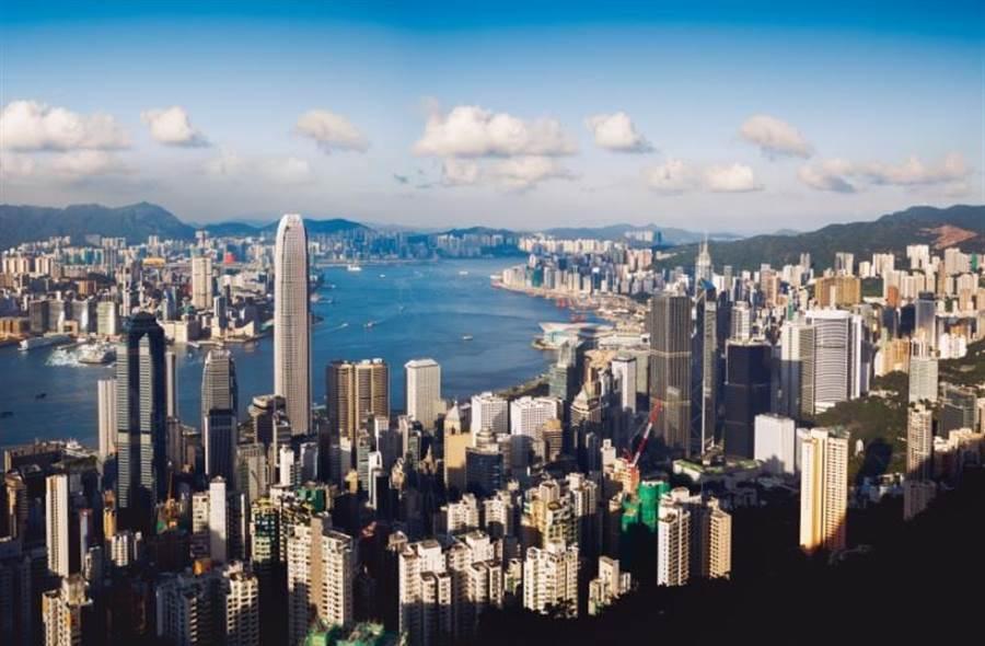 香港房價高不可攀。(達志影像/shutterstock提供)
