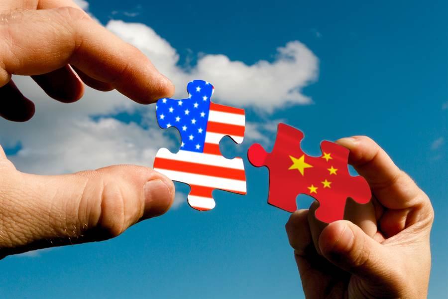 美財長稱美中貿易協定已完成九成。(達志影像/Shutterstock)
