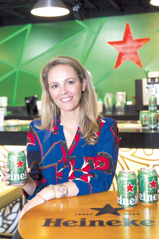 海尼根亞太區品牌發展總監 Maud Meijboom宣布全新品牌溝通策略「新觀點(Fresh Perspective」,同時帶著海尼根不變的幽默詼諧元素,一起邁向品牌新紀元。