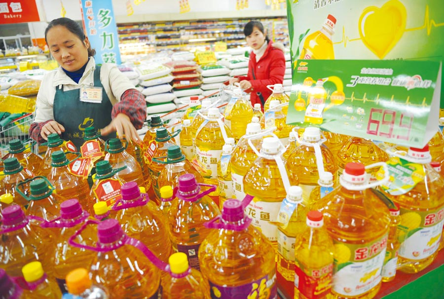 益海嘉里2018年營收1,670.74億元,遠超過A股食品飲料類股中的頂尖企業。圖/新華社