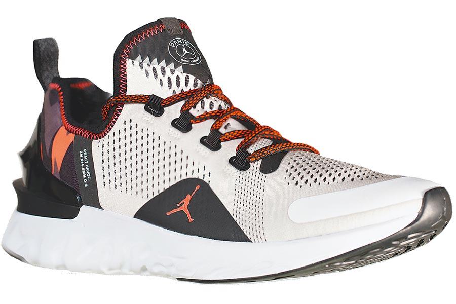 該系列包括Air Jordan VI、Air Jordan I Low及全新Air Jordan Mars 270、Jordan Havoc React等新款喬丹鞋。(Jordan提供)
