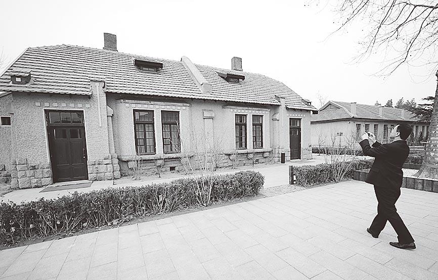 位在山東省濰坊市坊子區,至今保留著103棟百年前始建的德式建築。(新華社資料照片)