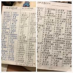 80歲退役老兵無所不知!孫女翻他手寫筆記...看呆了