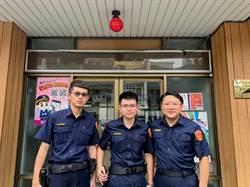 警專同學同所服務 相約一起上警大