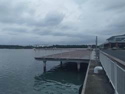 將軍漁港觀景平台啟用 親水環境宜人