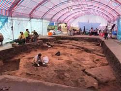 和平島考古大發現 挖出4墓葬3遺骸